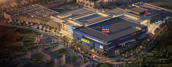 IKEA Jebel Ali Store