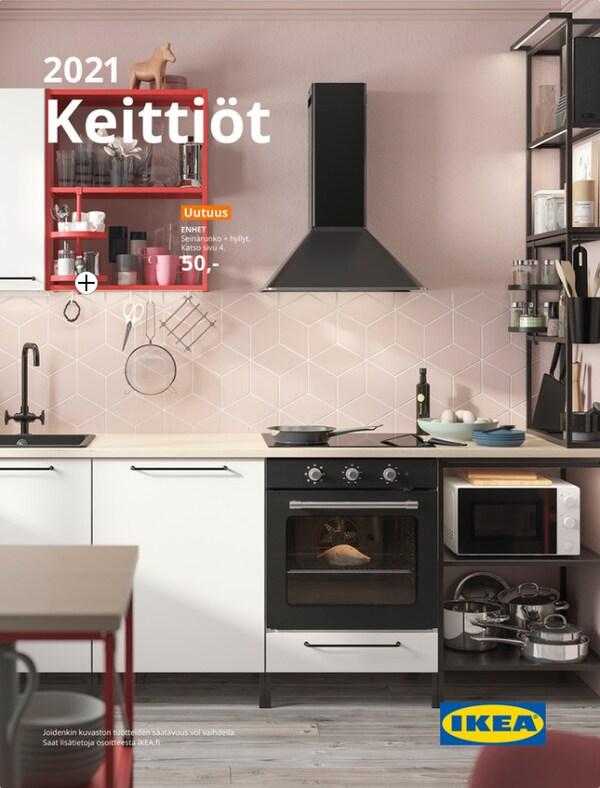 IKEA-keittiökuvasto