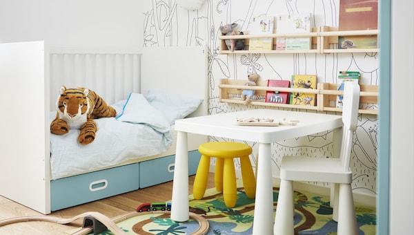 IKEA Kinderwelt Kaufhilfen
