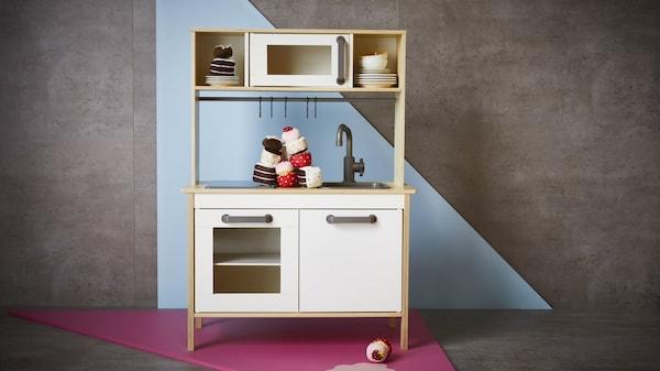 IKEA Kinderzimmer DUKTIG Serie