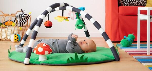 IKEA Kinderzimmer KLAPPA Serie