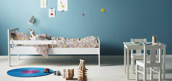 IKEA Kinderzimmer KRITTER Serie