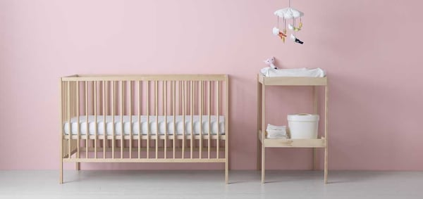 IKEA Kinderzimmer SNIGLAR Serie