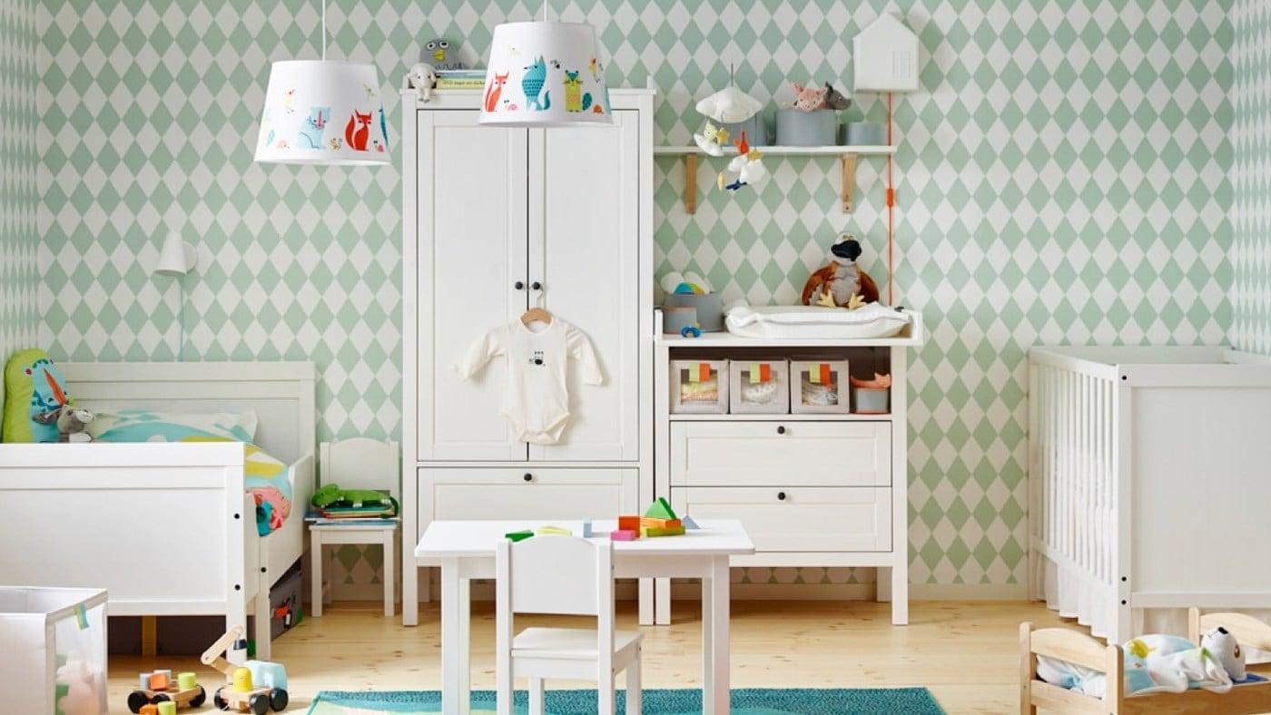 Ideen Fur Ein Gemutliches Sicheres Kinderzimmer Ikea Deutschland