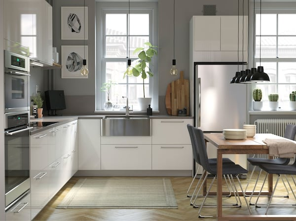 Kitchen Design Ideas Gallery - IKEA