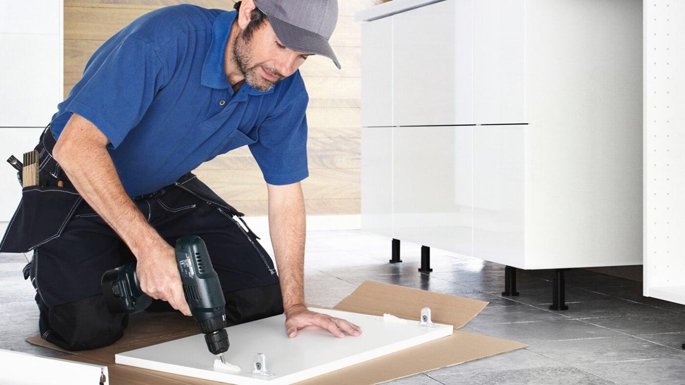 Küche selber aufbauen: Unsere Tipps - IKEA Deutschland
