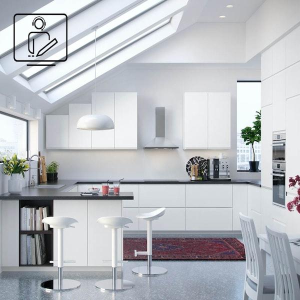 IKEA Küche von einem Planungsexperten planen lassen