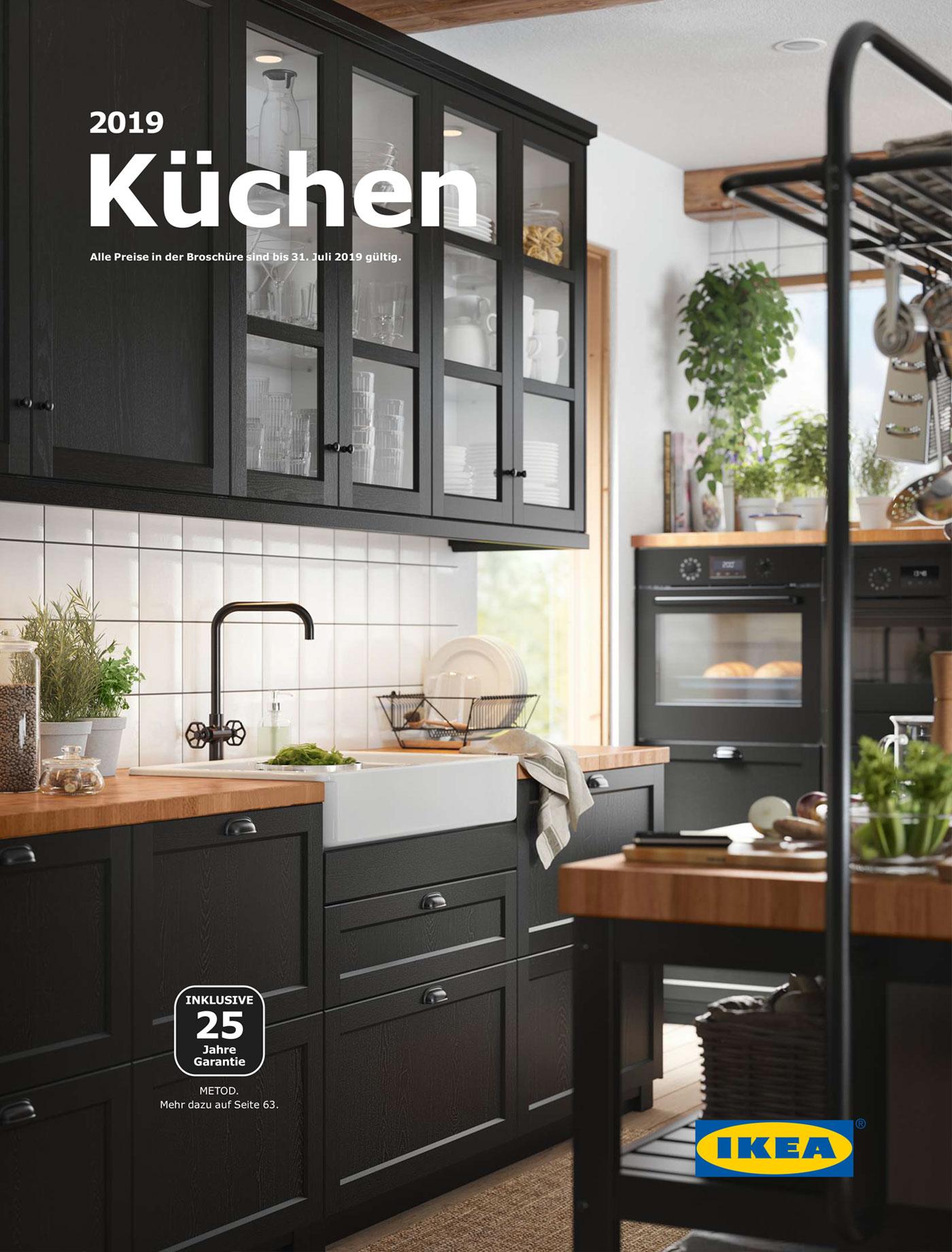IKEA Küchen Katalog 2019