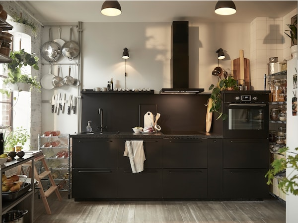 Create An Environmentally Conscious Kitchen Ikea