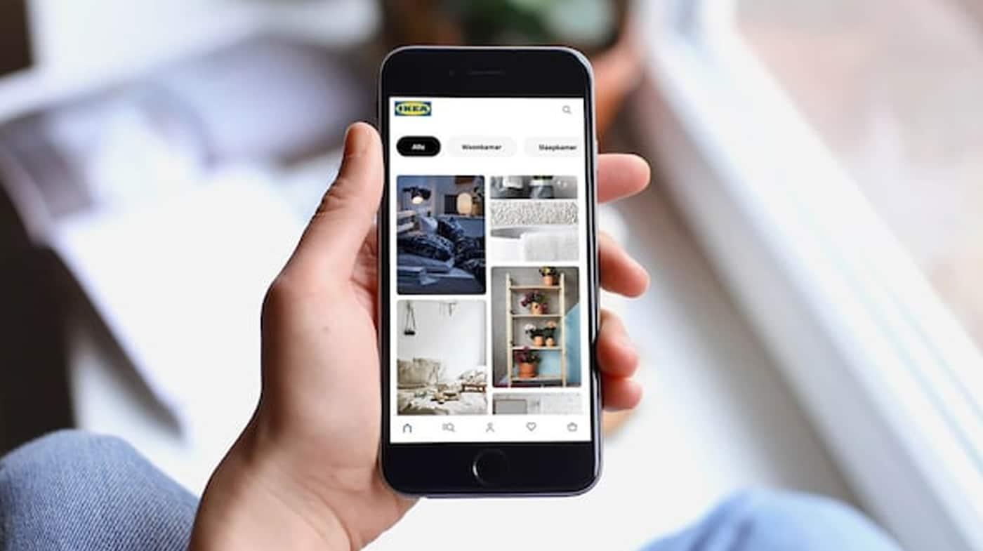 IKEA lanceert nieuwe app in Nederland