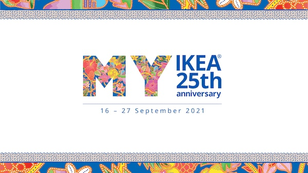 IKEA Malaysia 25th Anniversary