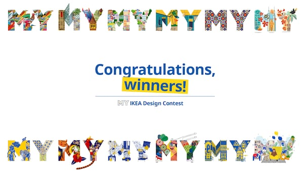 IKEA Malaysia 25th Anniversary - Top 100 Designs