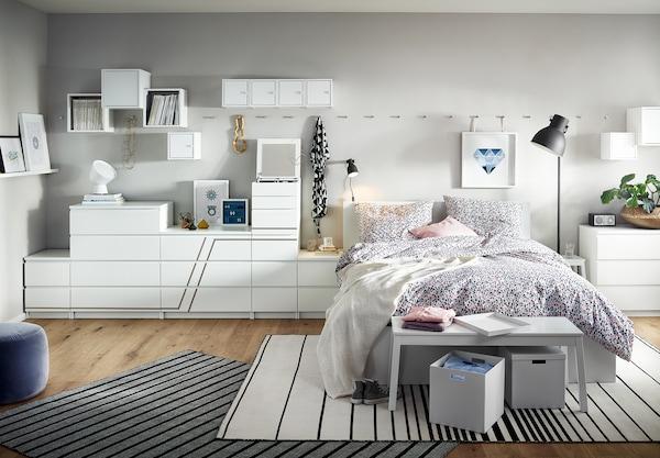 Malm Schlafzimmer Serie Ikea Deutschland