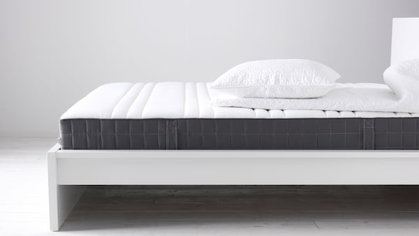 IKEA mattress range for comfortable sleep, featuring HÖVÅG pocket sprung mattress