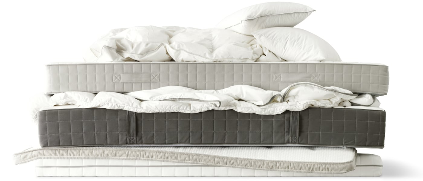 are ikea mattresses good for your back