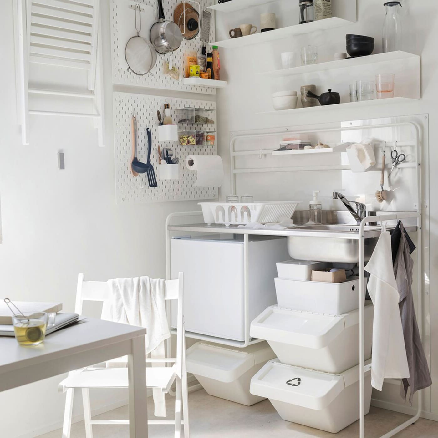 Kit out your kitchenette - IKEA