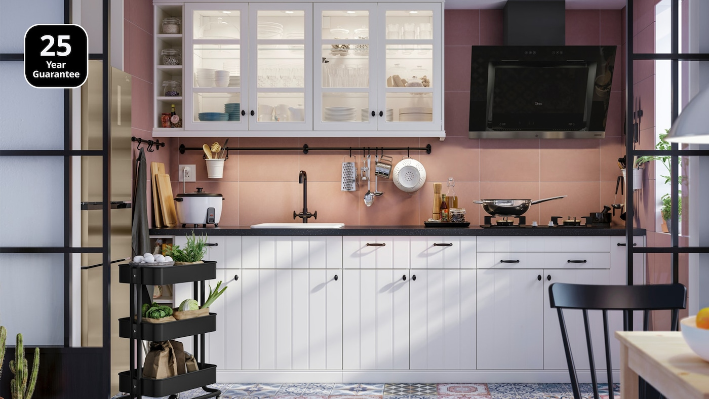 How To Plan And Buy An Ikea Kitchen Yourself Ikea