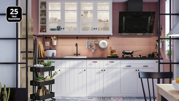 How To Plan And An Ikea Kitchen