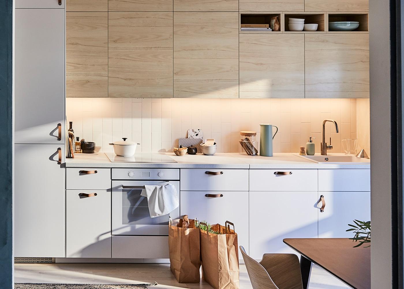 Ein Küche zum Entspannen - IKEA