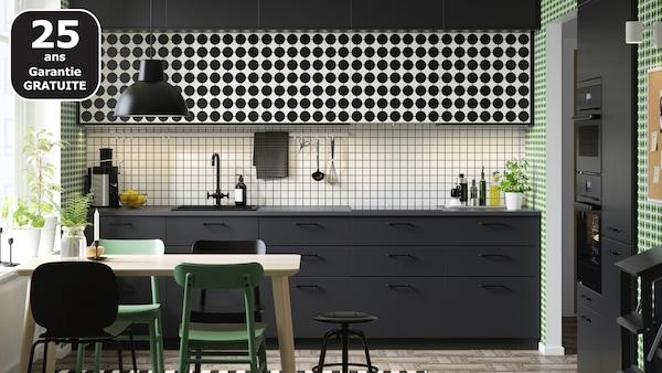 Déco Cuisine Notre Galerie De Photos Cuisine Ikea