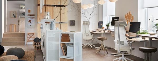 IKEA office