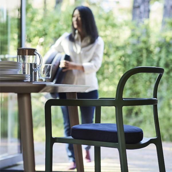 ikea omtänksam sittdyna
