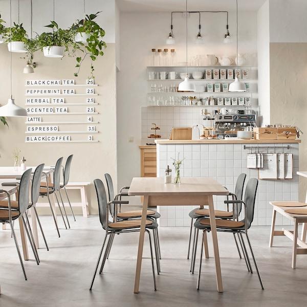 IKEA para negócios - Alojamento e restauração