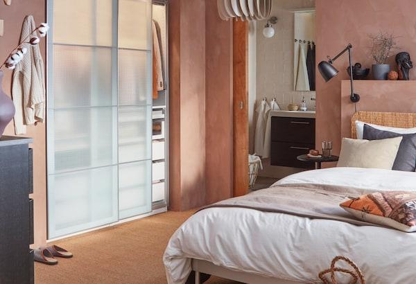 IKEA PAX kast slaapkamer