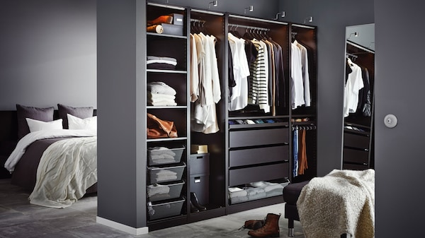 IKEA PAX kledingkastsystemen