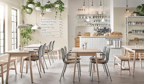 Ikea Restituzione Mobili Usati.Arredamento Per Gastronomia Ikea Elegante E Robusto Ikea