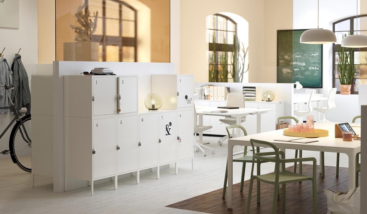 Arredamento ufficio IKEA ergonomici, smart e durevoli - IKEA