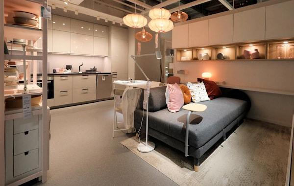 IKEA Planungsstudio in Berlin
