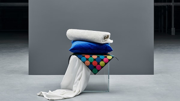 Ikea Polyester Recycling Header