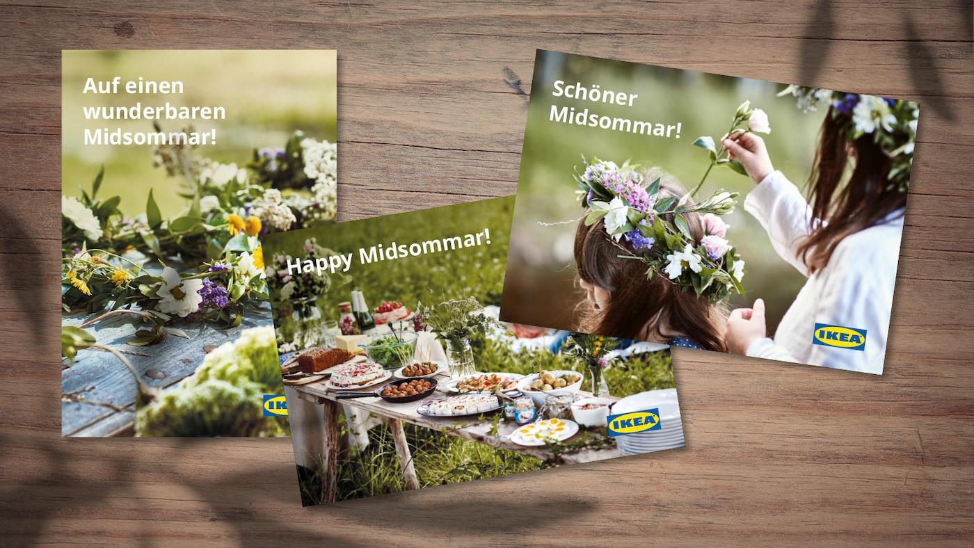 IKEA Postkarten-Designer