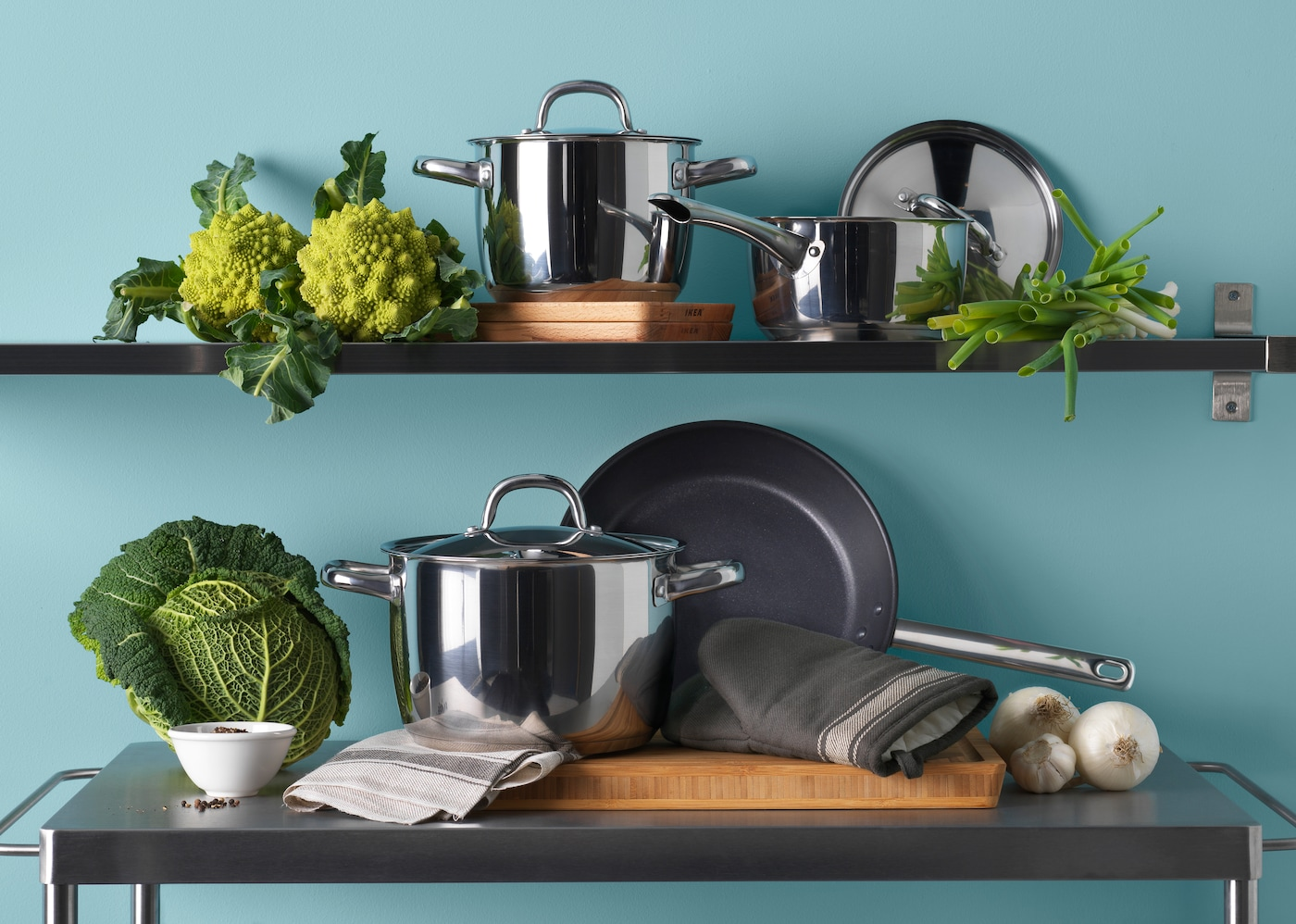 IKEA pot and pan set