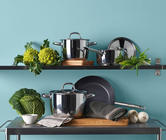 IKEA pots and pans