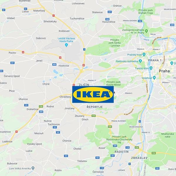 IKEA Praha - Zličín