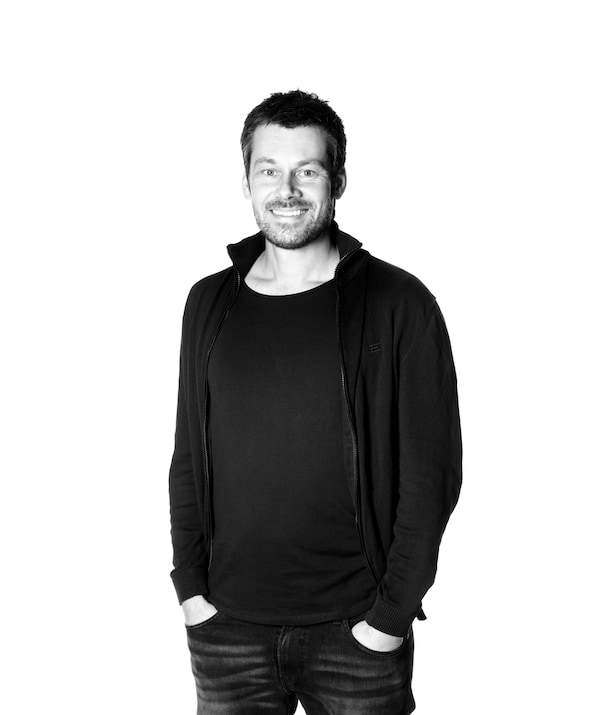IKEA product designer Andreas Fredriksson.