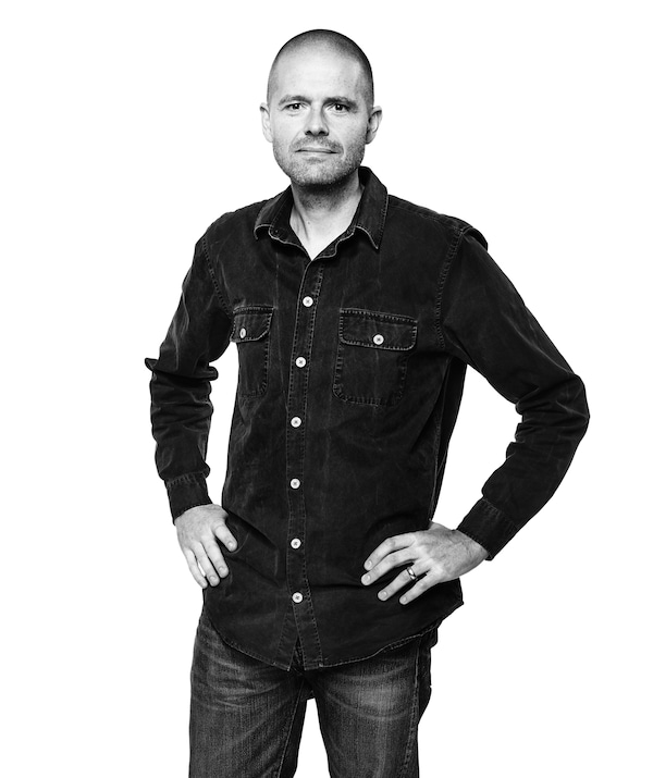 IKEA product designer Ola Wihlborg.