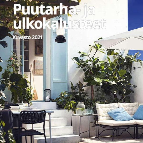 IKEA puutarha- ja ulkokalusteet kuvasto 2021