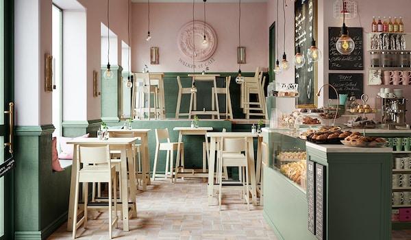 IKEA Ratgeber Beleuchtung für Bars, Restaurants & Hotels