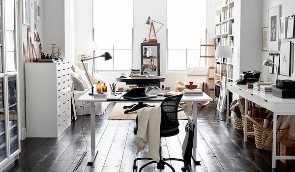IKEA Ratgeber Ergonomie im Home Office