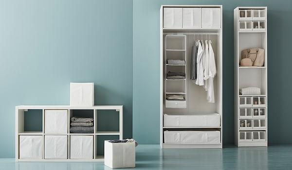 Ratgeber Mehr Ordnung im Kleiderschrank - IKEA