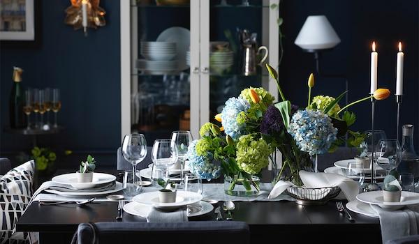 IKEA Ratgeber Tischdeko