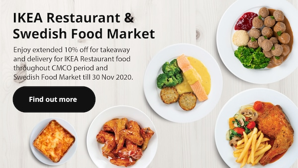IKEA Restaurant & Swedish Food Market