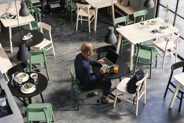 IKEA Restaurant café furnishings