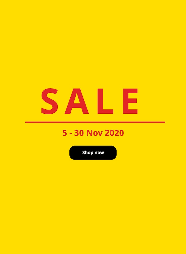 IKEA Sale happening from 5 to 30 Nov 2020