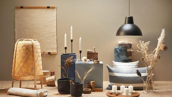 Ikea Scandi Boho Header