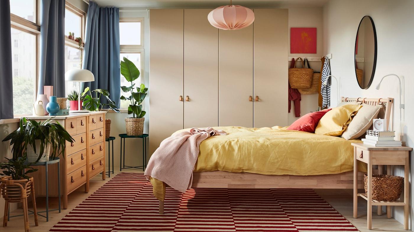 Schlafzimmer - Betten, Matratzen & Schlafzimmermöbel - IKEA Österreich