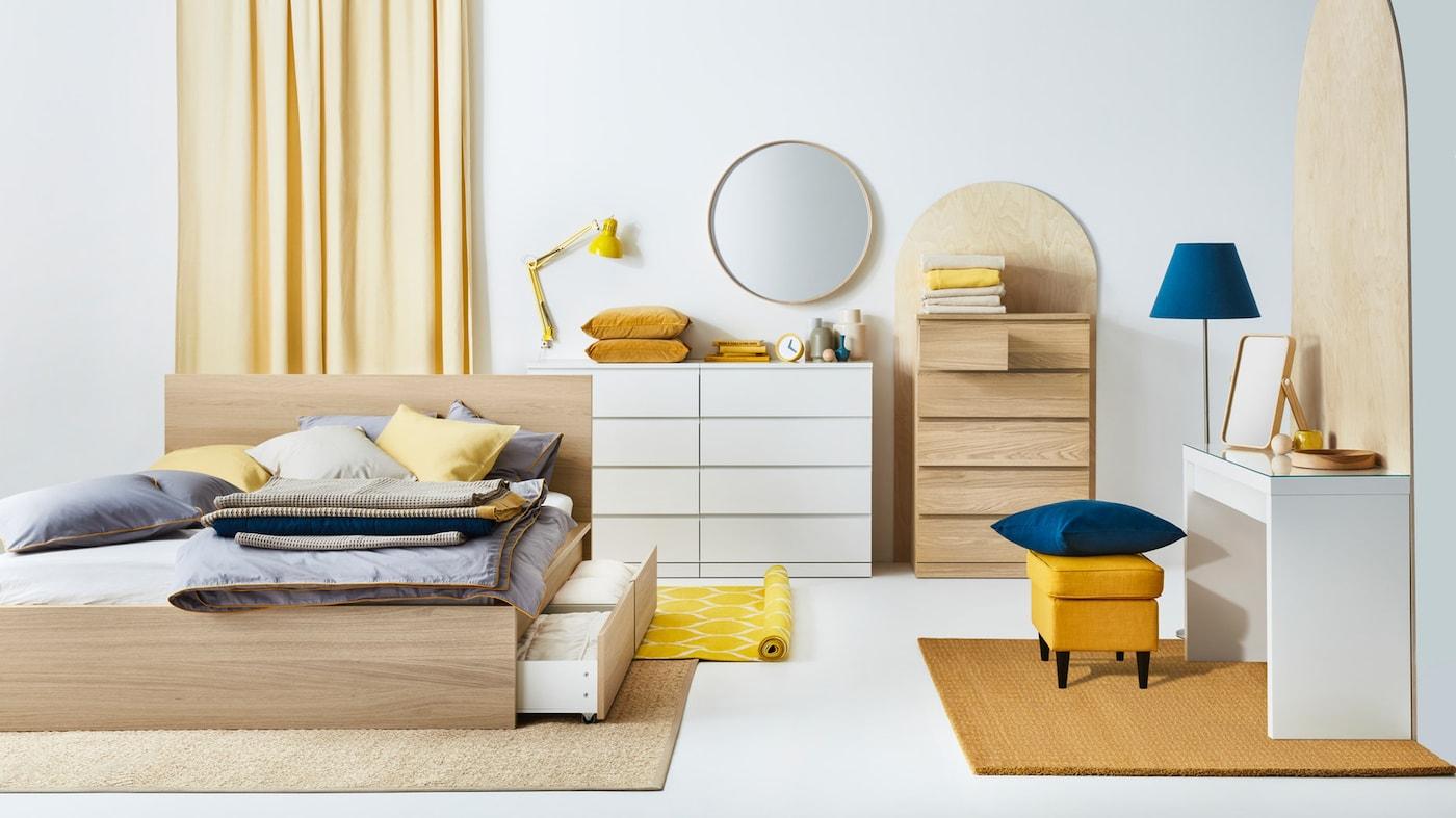 Schlafzimmer Betten Matratzen Schlafzimmermobel Ikea Osterreich